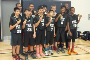 Major Bantam Boys - Wins Gold at Mumba Tournament