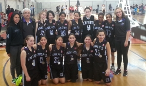 YSSK U13 - Burnie wins silver at Hoopdome